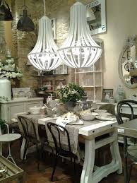 French Country Dining Room Decor Extraordinary 40 Metallic Dining Room Decorating Design