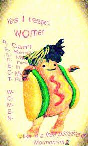 Hot Women Memes - dopl3r com memes yes i respect women me the dancing hot dog