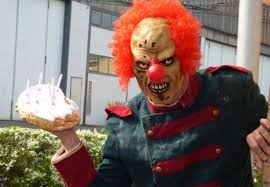 clowns for birthday hire evil clowns to stalk your children c d gill
