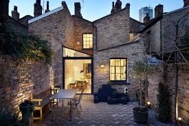 architects renovate a home in london