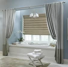 Sears Drapes And Valances by Bathrooms Design Blackout Drapes Bathroom Window Curtains