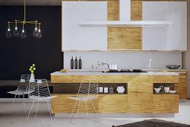 Images Of Kitchen Interior 50 Modern Kitchen Designs That Use Unconventional Geometry