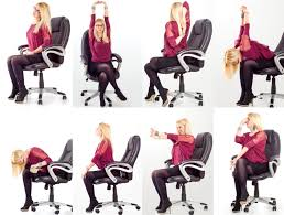Yoga Poses You Can Do At Your Desk Yoga Poses At Work Desk Hostgarcia