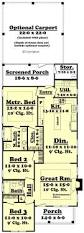 square feet house plans ranch with walkout basement split bedroom
