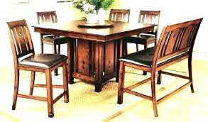 black counter height table set high dining room sets full size of dining black counter height