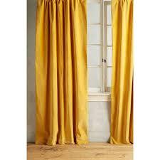 Gold Velvet Curtains Anthropologie Matte Velvet Curtain 238 Liked On Polyvore