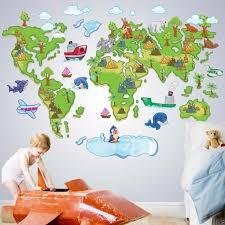stickers décoration chambre bébé peinture chambre enfant 70 idées fraîches