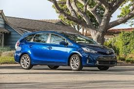 toyota prius v safety rating 2016 toyota prius v review ratings edmunds
