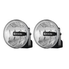 amazon com ijdmtoy complete set yellow lens fog lights foglamp 4
