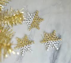 last minute diy ornaments the heathered nest