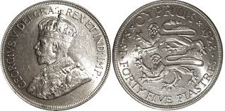 Ottoman Silver Coins by Exotic Silver Dollars