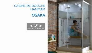 Paroi Baignoire Castorama by Cabine De Hammam Osaka Gelco 579174 Castorama Youtube