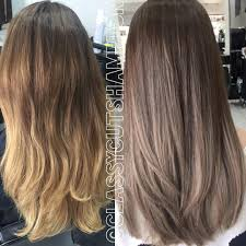 ash brown hair with pale blonde highlights see this instagram photo by classycutshton 251 likes hair