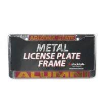 harvard alumni license plate frame teamstores ncaa automotive license plates auto accessories