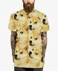 Doge Meme T Shirt - doge meme t shirt inct apparel dog t shirt all over