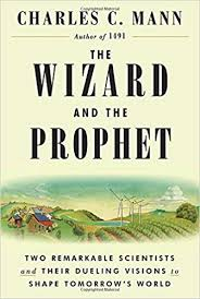 amazon com the wizard and the prophet two remarkable scientists