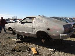 ford mustang mach 2 for sale junkyard find 1974 ford mustang mach 1 the about cars