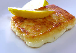 cuisine appetizer saganaki recipe pan seared cheese appetizer my dish
