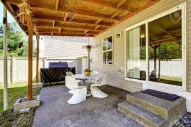 backyard porch home outdoor decoration