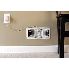 register air booster fan airflow breeze 1000 0001 register booster fan 44 almond 4 x 10