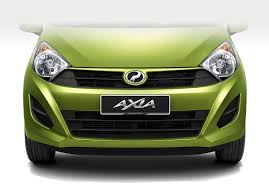 perodua axia 3 500 bookings recorded to date