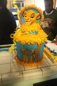 themed pinata lion king piñata s 1st birthday lion king theme