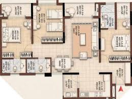 1750 sq ft 3 bhk 3t apartment for sale in brigade omega