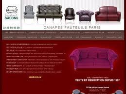 site de vente de canapé techni salons vente renovation canapés fauteuils depuis 1987