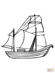 norway traditional boat coloring page free printable coloring pages