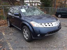 nissan murano near me 2003 used nissan murano at woodbridge public auto auction va iid