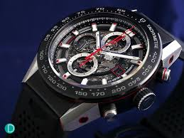 carrera watches review tag heuer carrera heuer 01 live pics specs price and