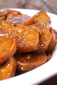 baked candied yams soul food style recipe time coming