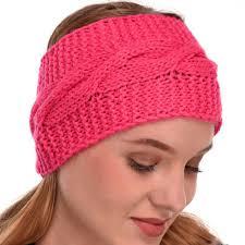 headband ear warmer handknitted winter woolen headband earwarmer earmuff at rs 250