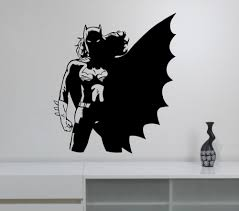 online get cheap marvel superhero room decor aliexpress com batgirl removable sticker vinyl kids room wall decal marvel comics superhero art decorations home bedroom girls