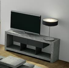 tv in middle of room nara concrete tv console room ideas pinterest concrete