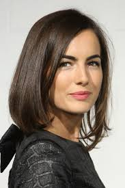 gorgeous short haircuts for thick straight hair medium length hairdos perfect for thick or thin hair