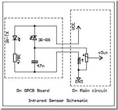 infrared sensor schematic wiring diagram simonand