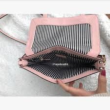 Light Pink Leather Purse 53 Off Kate Spade Handbags Kate Spade Allen Street Neil Cross
