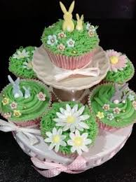 Easter Cupcake Decorations Pinterest by Easter Bunny Fondant Cupcake Toppers Bunny Butts Easter