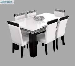 table et 4 chaises table 4 chaises versace table pas cher table mobili meubles