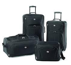amazon com american tourister luggage fieldbrook ii 4 piece set
