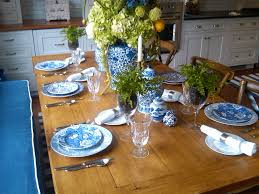 Kitchen Table Setting by Kitchen Tour Table Setting