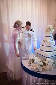 real wedding kristin and carder u0027s military wedding stardust