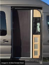 Van Rear Door Awning Winnebago Launches Ford Transit Based Paseo Camper Van Roaming Times