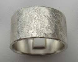 mens silver rings contemporary silver ring for men love2have in the uk