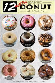12 must try baked donut recipes donut recipes donuts and baking