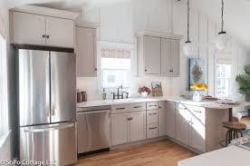 sopo cottage cozy cottage renovating a 1960 rancher kitchen