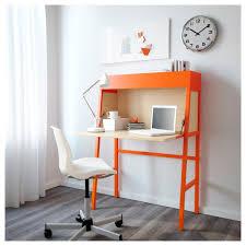 Small Bureau Desk by Ikea Ps 2014 Secretary White Birch Veneer Ikea