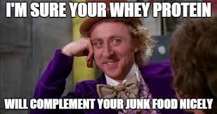 Meme Impact - protein meme 100 images protein vegan veganism know your meme
