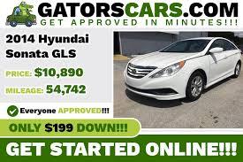 price of a 2014 hyundai sonata 2014 hyundai sonata gls gators cars used vehicles in florida